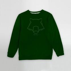 Sudadera Green Bjorbull...